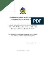 Avaliação da Resistência à Corrosão dos Aços Inoxidáveis 13cr (tese top)