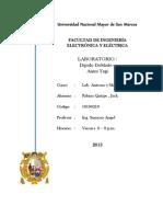 Trabajo Informe Final Dipolo Doblado Antena Yagi