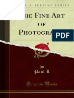 The Fine Art of Photography 1000082482