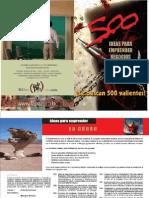 500 Ideas de Proyectos - Encliclopedia Del Emprend