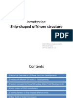 Introduction to Ship-Shaped Offshore Structure
