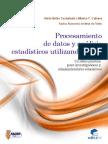 Procesamiento de Datos y Analisis Estadisticos Utilizando SPSS