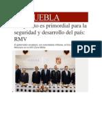 19-02-2014 Milenio.com - El Ejército es primordial para la seguridad y desarrollo del país, RMV.pdf