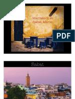 rabat marrakech maroc