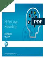 ProCurve Switch Best Practices