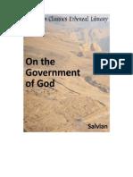 De Gubernatione Dei