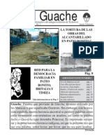 Boletin El Guache 1, Junio de 2007