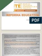 Breforma Educativa