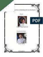 Mga Opisyales Ng Pamahalaan Ng Pilipinas