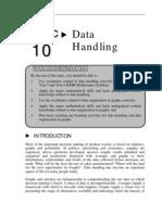 Topic 10 Data Handling