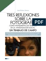 Reflexiones Sobre La Fotografia