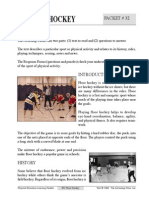 floor hockey packet 32