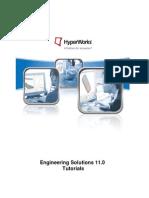 Engineering Solutions 11.0 Tutorials