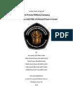 Studi Straregi PMC HI ING Kelompok 4