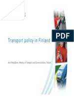 Rimpiläinen - Sustainable Mobility in Finland