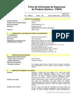 Ficha de Segurança - GNV Petrobras