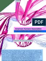 American Humane Association Gala Celebrates Animal Welfare