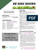 February 21 Newsletter