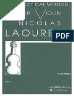 Método Nicolas Laoureux - Parte 1