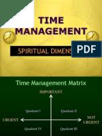 3b Time Management