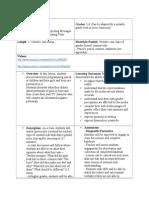 ped 3102 - lesson plan - presentation
