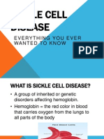 Sickle Cell Disease(1)