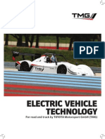 Information about electric vehicles of Toyota