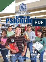 Temario Psicología UASLP