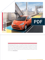 Information about electric vehicles of Toyota 2