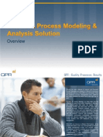 Qpr Business Process Modeling Analysis Solution Overview