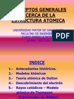 Estructura Atomica Jorge Vasquez