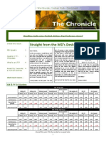 The Chronicle_ISC Newsletter_Nov'13, Dec'13 and Jan'14