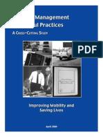 IM Successfukl Practices Fha(2000)
