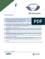cadernoDeProva redação 2011.2