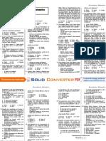 Diagramas de Organizaciyn Problemas Propuestos