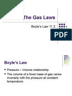 11.2 Boyle's Law