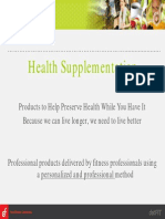Sf Dotfit Ch04 Pt02 Sec01 Dietary Supplements Certification Health Products