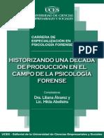 - Psicología forense