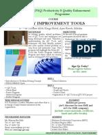 Brochure Quality Improvement Tools