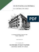 Bianchi (2008) Autonomia Del Banco Central