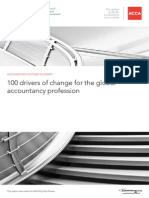 100 drivers of change for the global accountancy profession