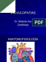 Dr Aza Valvulopatias 2012