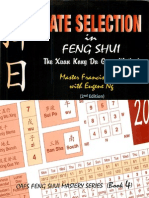 Date Selection in Fengshui Xkdg Method