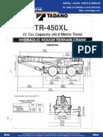 TR450XL