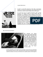 La Jetée Film Review