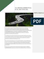 LA CONCIENCIA MEDIOAMBIENTAL TAMBIÉN RIGE EL SECTOR DEL ASFALTO