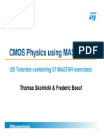 IDESA CMOS Physics Using MASTAR Part 1of2x