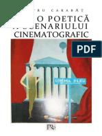 Spre o Poetica a Scenariului Cinematografic