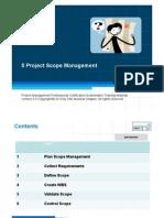 5 Project Scope Management 52 Slides