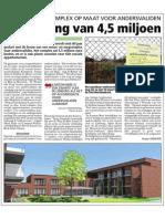 HBVL 21/02/'14 - Woon- en zorgcentrum op maat voor andersvaliden in Meeuwen